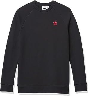 Men's Essential Long Sleeve Crew Neck Sweatshirt