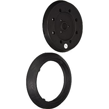 Plateau de pon/çage doux /Ø 150mm pour Kress pour disques abrasifs Velcro /à 8 trous NOUVEAU