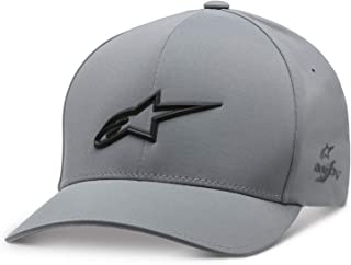 Alpinestars Adult Flexfit Corp Shift 2 Hat White S-XL