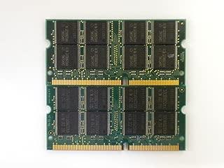 DELL LATITUDE C500 C600 C800 512MB 2 256MB PC100 16CHIP SODIMM LAPTOP RAM MEMORY