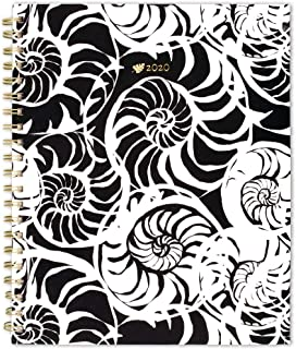 """Jane Dixon for Cambridge 2020 Weekly & Monthly Planner, 8-1/2"""" x 11"""", Large, Nautilus (1286-905)"""