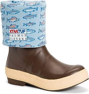 "Xtratuf Salmon Sisters x Women's Fish Friends 15"" Legacy Boot"