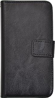 PLATA AQUOS SERIE mini SHV31 ケース 手帳型 アクオス セリエ ミニ カラー レザー ケース ポーチ 【 ブラック 】 ASHV31-77BK