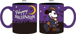 Silver Buffalo DL132132 Disney Halloween Mickey Mouse Dracula Ceramic Mug, 14-Ounce, purple