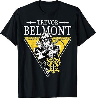 Castlevania Trevor Belmont Triangle Portrait T-Shirt