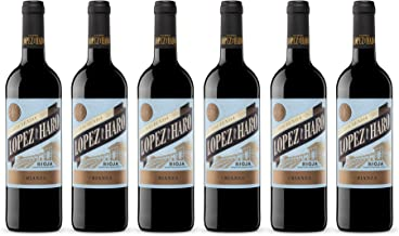 Vino Hacienda Lopez de Haro Crianza 2013, 75cl 13.5°