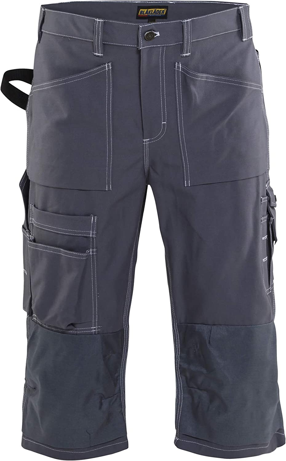 Blaklader Grey Pirate Floorlayer Pants 160613709400