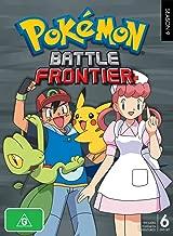 Pokemon Season 9 Battle Frontier   6 Discs   Anime & Manga   NON-USA Format   PAL   Region 4 Import - Australia