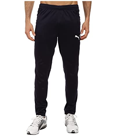 PUMA Training Pants (New Navy/White) Men