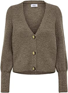 Only Onlclare L/S Cardigan KNT Noos Femme