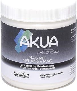 Akua Mag Mix for Intaglio Inks, 8 oz. Bottle (IIAO)