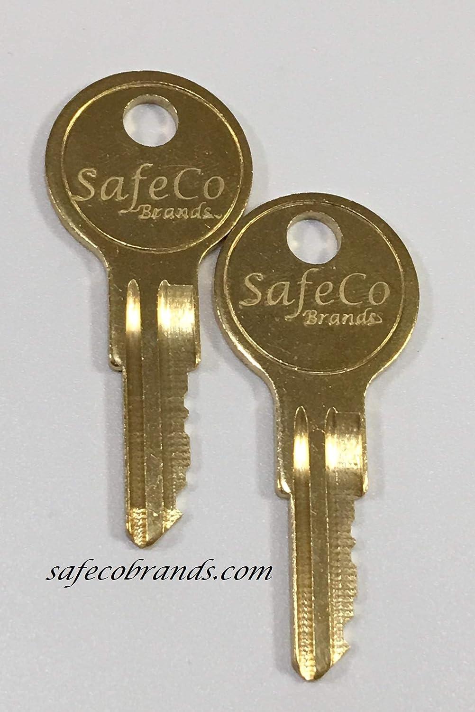 Lot of 1 Fire Alarm key. A135 key
