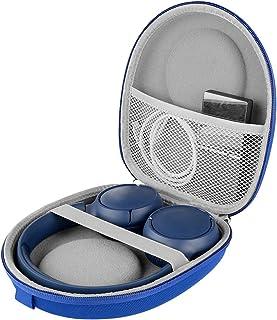 LinkIdea Headphone Case Hard Travel Carrying Storage Bag Case for JBL T600BTNC, Live 400BT, Tune 500BT, T450BT, E45BT with...