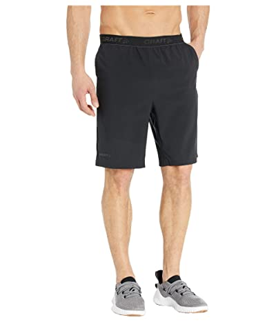 Craft Core Essence Relaxed Shorts (Black) Men