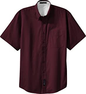 Port Authority Mens Short Sleeve Easy Care Shirt (S508)