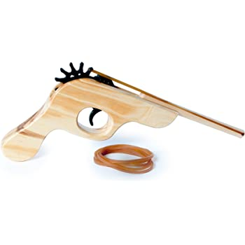 Megagadgets Gummiband Pistole