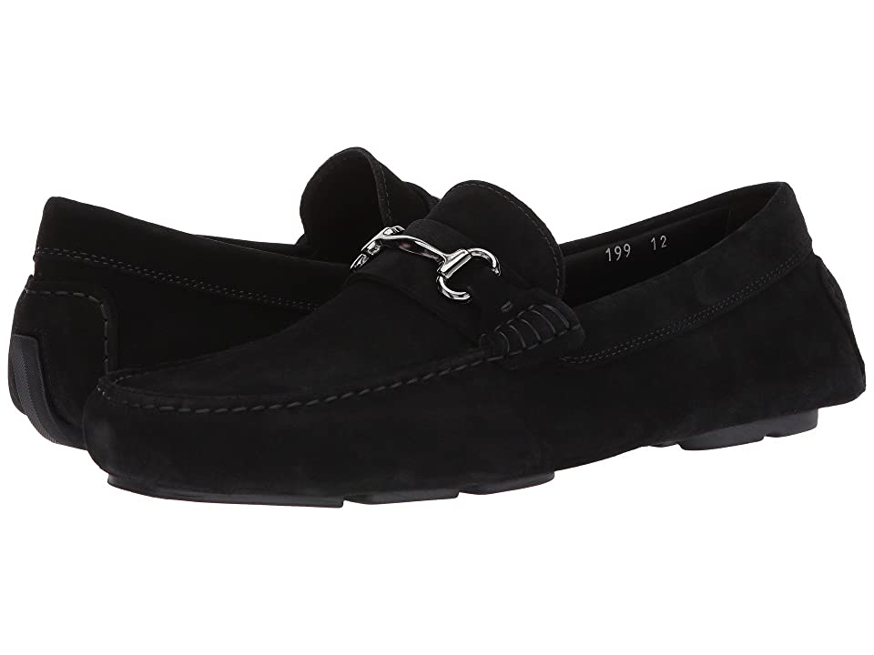 To Boot New York Del Amo (Black Suede Softy) Men