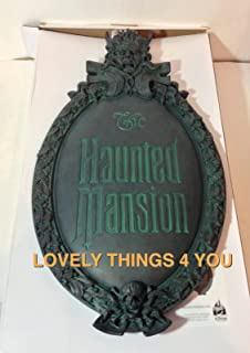Best the haunted mansion sign Reviews