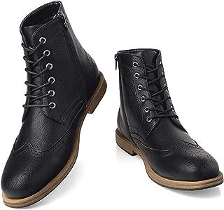 GM GOLAIMAN Men's Chelsea Boots Slip on Dress Boot