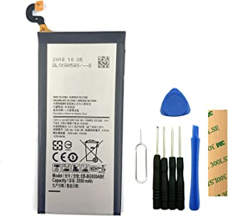 for US Cellular Samsung Galaxy S6 SM-G920R4 Replacement Battery EB-BG920ABE Free Adhesive Tool
