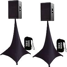 Amazon.com: DJ Speaker Stand Stretch Covers