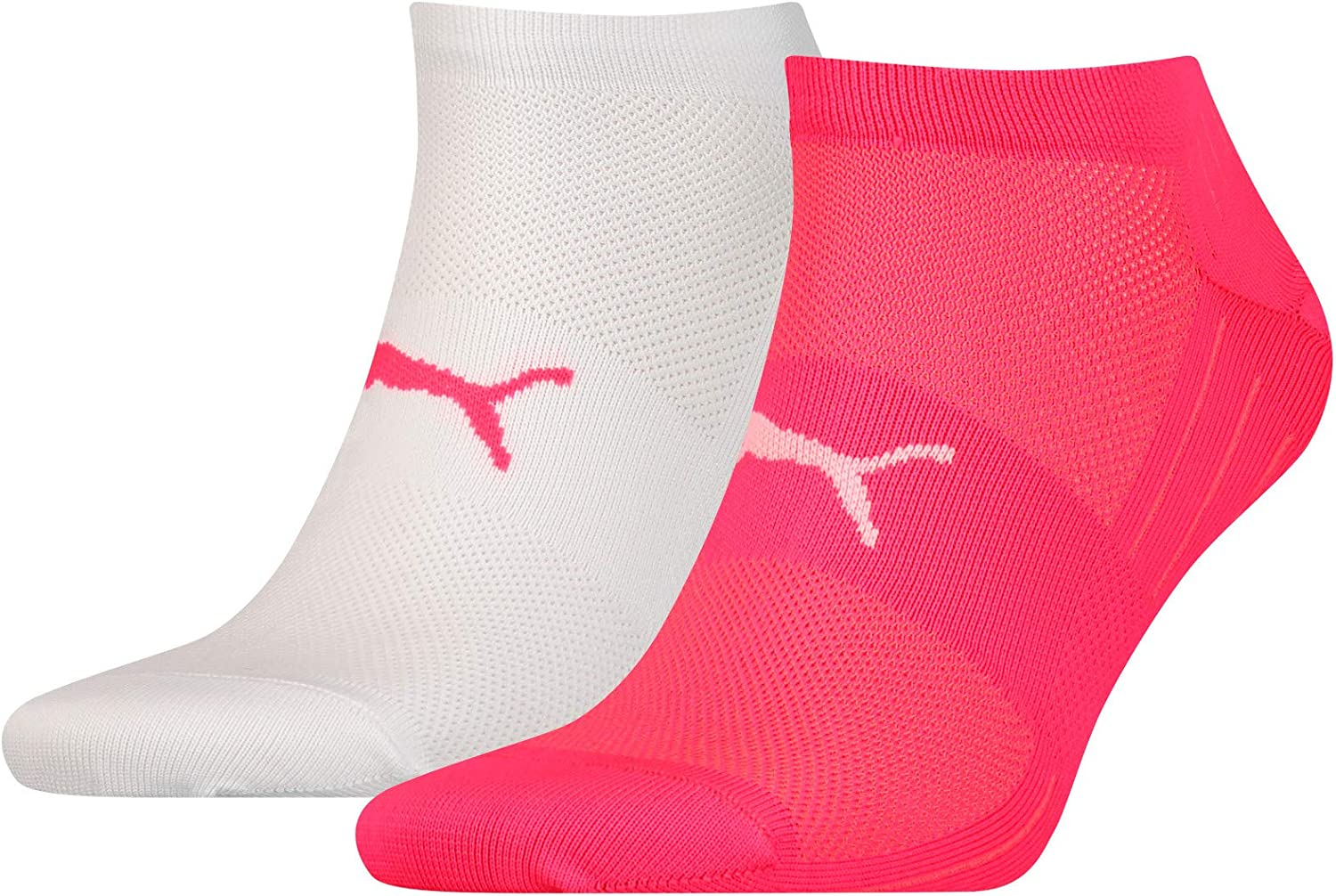 Puma Damen Socken Footie 2er Pack