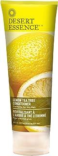 Desert Essence Organics Conditioner tea tree lemon - 8 fl Oz, 2 pack
