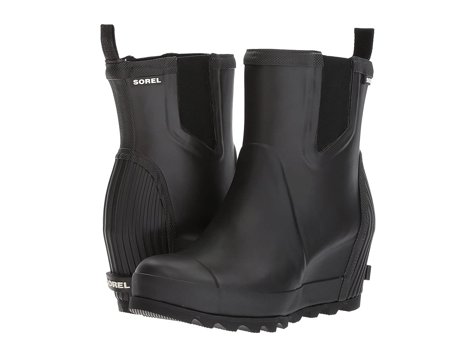 SOREL Joan Rain Wedge ChelseaEconomical and quality shoes