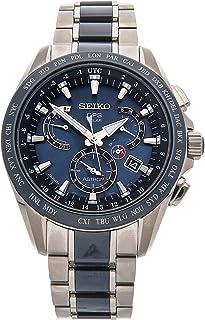 aa901f211 Seiko Astron GPS Solar Quartz (Battery) Blue Dial Mens Watch SSE043  (Certified Pre