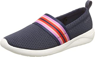 Crocs Women's Literide Mesh Slip On W Mocassins