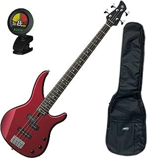 Best red yamaha bass guitar Reviews
