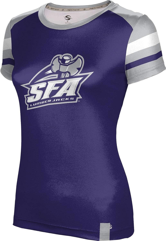 Stephen F. Austin State University Girls' Performance T-Shirt (Old School)