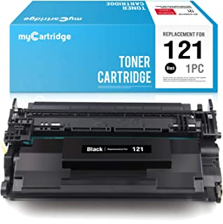 myCartridge Compatible Toner Cartridge Replacement for Canon 121 (Black, 1-Pack) 3252C001
