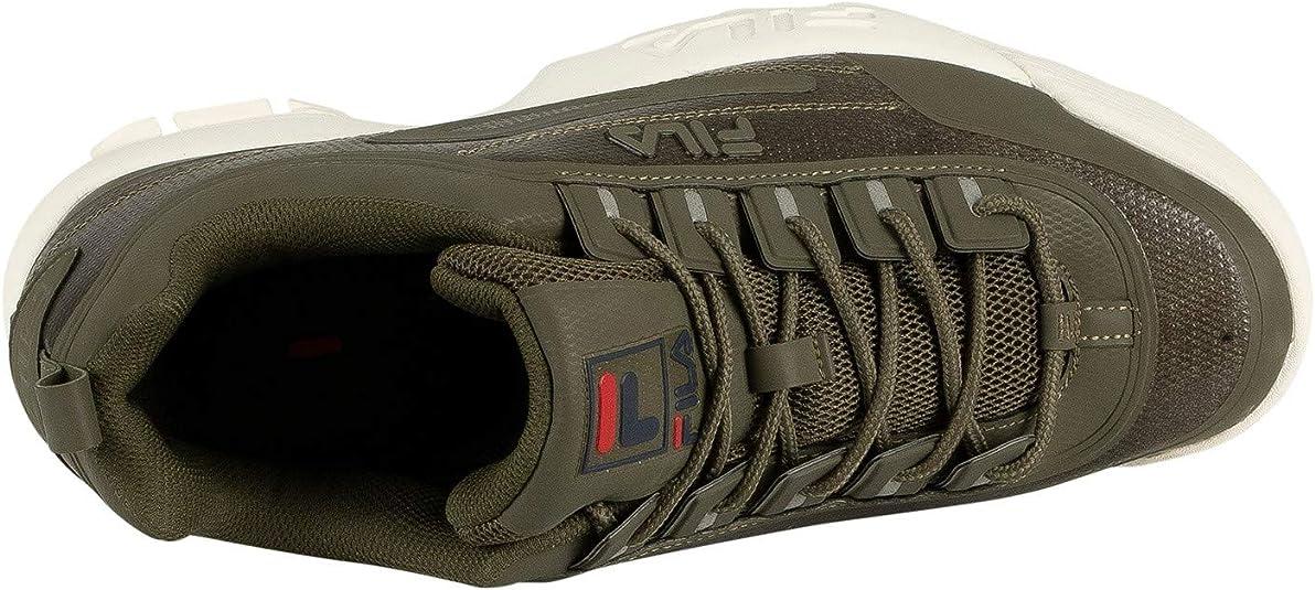 amazon fila casual zapatillas verdes