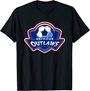 American Outlaw Soccer Game Fan Patriot Shirt