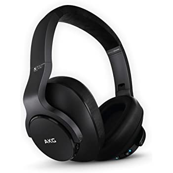 AKG (A Samsung Brand) N700NC M2 Over-Ear Foldable Wireless Headphones, Active Noise Cancelling Headphones - Black (US Version), 2.6, Model:GP-N700HAHCIWA
