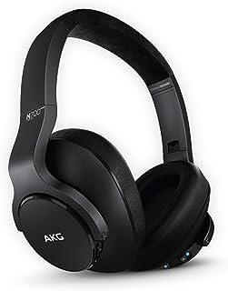SAMSUNG AKG (Marca N700NC M2 Auriculares inalámbricos Plegables por Encima de la Oreja, Auriculares con cancelación de Ruido Activo, Negro (Versión de EE.UU.), 2.6, Modelo: GP-N700HAHCIWA