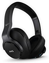 AKG (A Samsung Brand) N700NC M2 Over-Ear Foldable Wireless Headphones, Active Noise Cancelling Headphones - Black (US Vers...