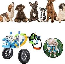 Silla de ruedas para perros, carrito para perros, silla de