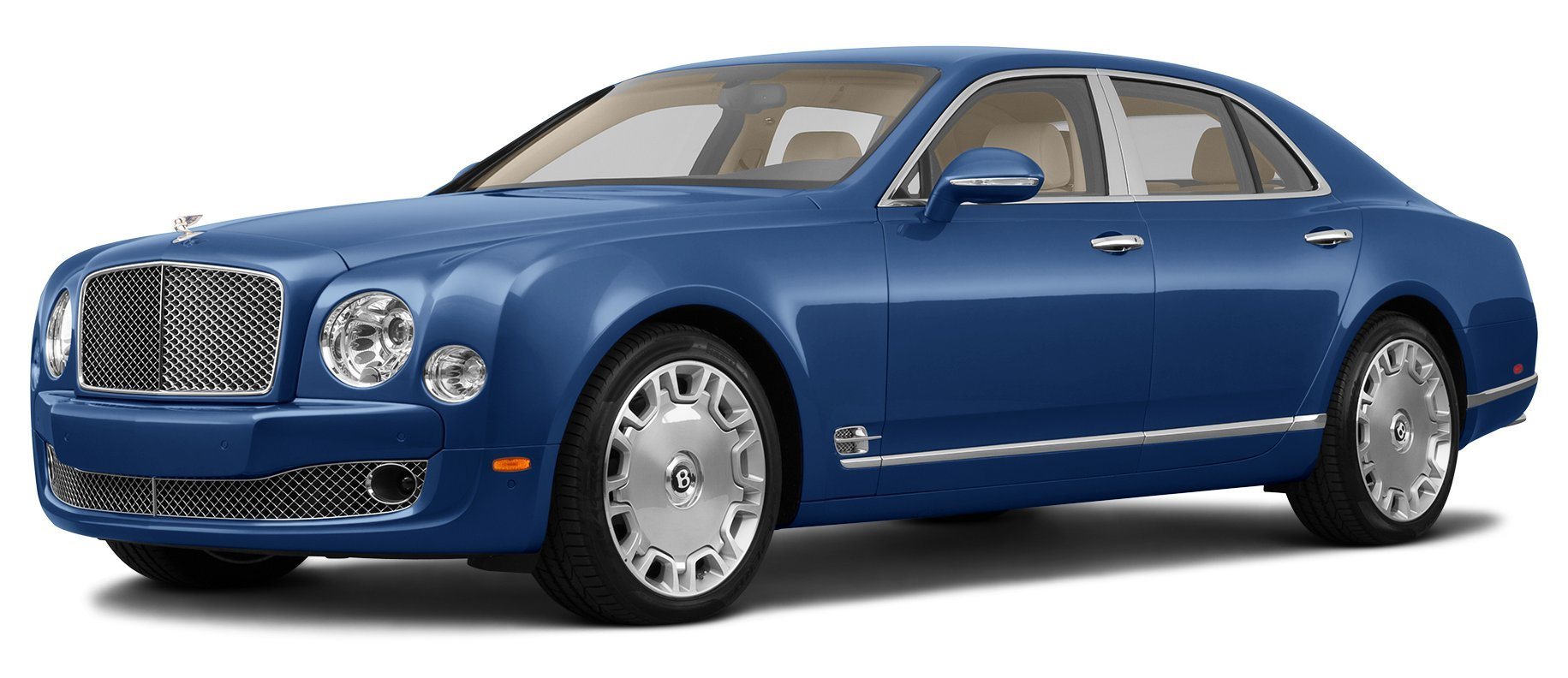 ... 2011 Bentley Mulsanne, 4-Door Sedan ...