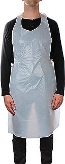 clear vinyl apron