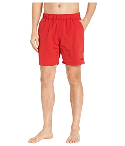 The North Face Class V 7 Pull-On Trunks (Pompeian Red) Men