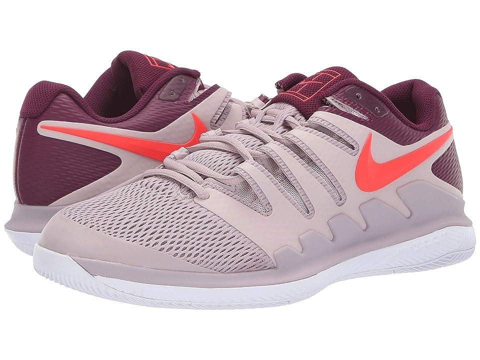 Nike Air Zoom Vapor X (Particle Rose/Bright Crimson/Bordeaux) Men