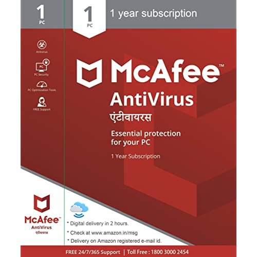 McAfee Antivirus: Buy McAfee Antivirus Online at Best Prices
