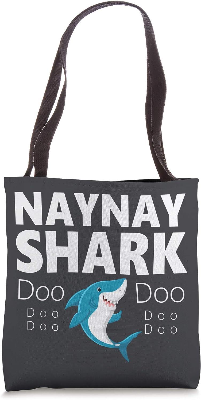 Naynay Shark Gift Doo Doo Tote Bag