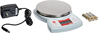 Ohaus CS5000 Compact Portable Scale, 5,000g Capacity, 1g Increments