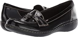 Black Crinkle Patent Synthetic