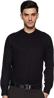 Excalibur Men's Solid Slim fit Formal Shirt
