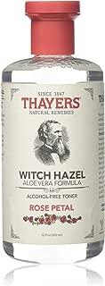 Thayer's Rose Witch Hazelalcohol Free 1x 12 Oz