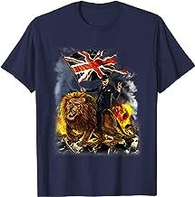 T-Shirt Winston Churchill PM of United Kingdom V for Victory